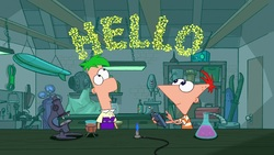 Phineas and Ferb Season 3 Image
