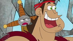 Dave the Barbarian Season 1 Image