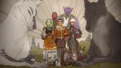 Star Wars Rebels Season 4 Image