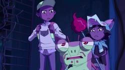 Kipo and the Age of Wonderbeasts Season 2 Image