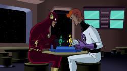 Justice League Unlimited Season 2 Image