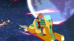 Cleopatra in Space Season 2 Image