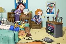 The Weekenders Season 1 Image