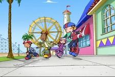 The Weekenders Season 3 Image